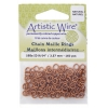 Chain Maille Jump Ring 18ga Copper Natural 3.5mm